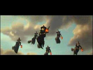 Второй дублированный трейлер мультфильма «Шрэк навсегда»
