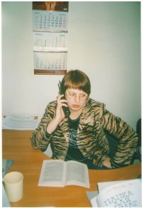 Анна Евдокимова, 29 апреля 1973, Новосибирск, id9711044