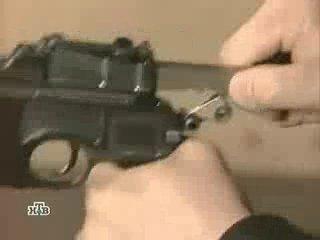 Военное дело - Пистолет (Маузер)