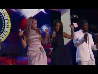 Beyonce, Will.I.Am, Mary J. Blige, Maroon 5, Mariah Carey, Shakira, Alicia Keys, Faith Hill, Sting & Stevie Wonder   -   Sig