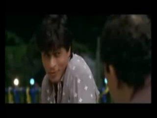 Съёмки сцен из фильмов с Шахрукх Кханом (1995-2006)