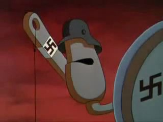 Нацист Дональд Дак (1942)