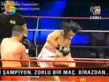 Serkan Yilmaz Taekwondo K1 Fighter