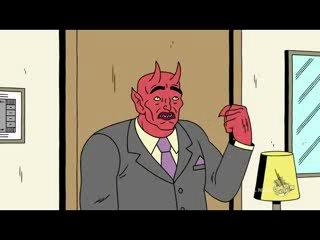 Ugly Americans 1x07 Kong of Queens