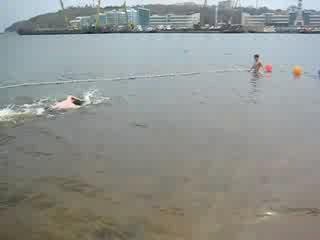 эстафета плавания в холодной воде  4*25 на соревнованияхв г. Чебоксары ( 1 мин 14 сек) 1 место!!!