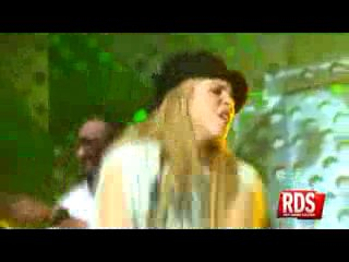 SHAKIRA RDS - DID IT AGAIN LIVE