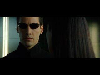 Матрица: Перезагрузка (2003) Поцелуй Нео и Персефоны