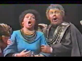 Verdi - AIDA - [Freni-Domingo-Toczyska-Wixell-Ghiaurov - E.Tchakarov] [Houston, 1-10-1987