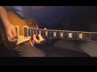 Lynyrd Skynyrd - Free Bird (Close up solo - cover)