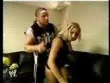 Triple H учить реслінгу Trish Stratus)))))))))