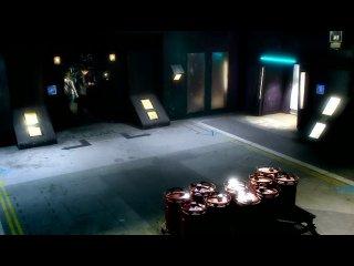 Доктор Кто (1 сезон) 12 серия - Злой волк