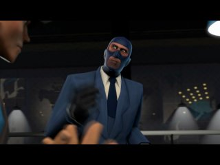 Team Fortress 2 Meet the Spy Прикол