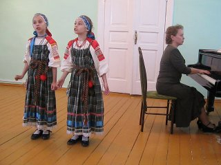 финская народная песня