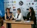 Львівський Тиждень Моди 2010 Прес конференція Katarzyny Bies