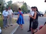 Неожиданный случай на Свадьбе Александра и Вероники Русиновых