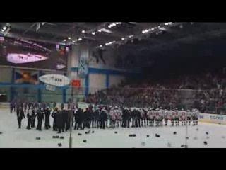 27.04.2010 Финал. Кубок Гагарина. 7 матч. ХК МВД - Ак Барс 0:2