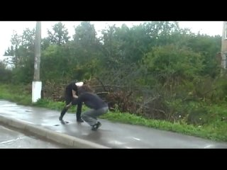 Айкидо Ёсинкан в бою