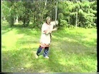 Мастер-класс фехтования на сабле от А.Белова