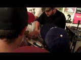 exile fat beats la in store / live