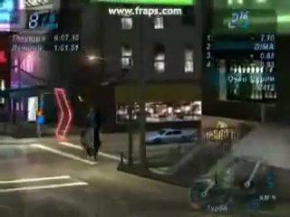 Неадекват играет в Need For Speed