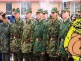 Писикак в армии