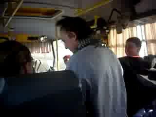 прикол в автобусе кемерово-мыски )))))))