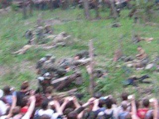 Сражение Красной Армии с войсками Вермахта