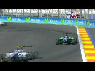 GP3 2010. Этап 3 - Европа. Вторая гонка