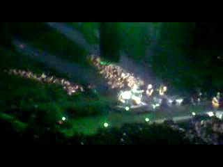 металлика концерт в Олимпийском 24.04.2010