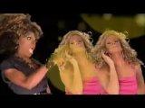 RuPaul feat. Bebe Zahara Benet, Nina Flowers and Rebecca Glasscock- Cover Girl (Put The Bass In Your Walk)