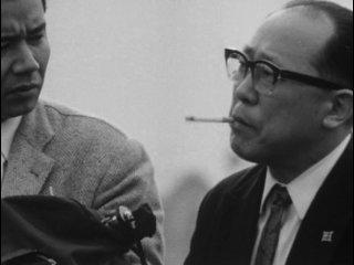 ПРОПАВШИЙ ЧЕЛОВЕК 1967 яп язык документальный драма детектив Сёхэй Имамура