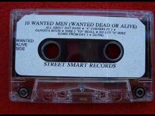 10 wanted men - nine 2 yo skull (1995) [memphis, tn]