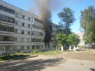 Взрыв Город Набережные Челны 48/05 25минуты спустя