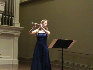 Berio Sequenza 1 - Elena Yakovleva flute