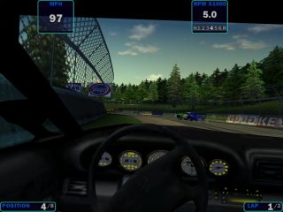 NFS IV HS, Bonus Porsche, RACEWAY