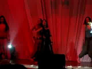 Dance group Payal - Jai ho, Aahun aahun