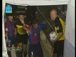 Лучшее из Класико! Лига Чемпионов 2001/2002. Полуфинал. Реал - Барселона.(ответный матч)