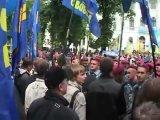 Львов встречает Януковича -ЗЕКА ГЕТЬ.