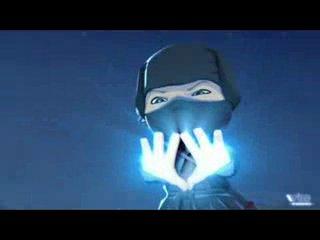 Mini Ninjas Characters - Hiro RUS