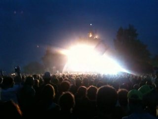 Atari Teenage Riot @ FUSION 2010 / Фузион
