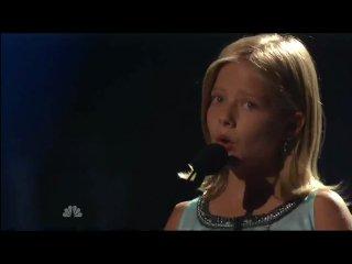 Девочка с удивительным голосом... США...
