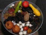 как портятся овощи и фрукты (75 дней за 2 минуты)