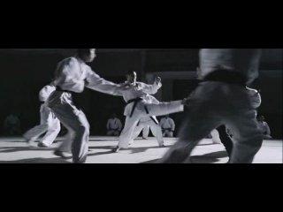 Отрывок из фильма про Мастера Ип Мана, учителя Брюса Ли   ( бой с 10 противниками)