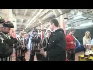Космобол-2010, ежегодный индоор-турнир
