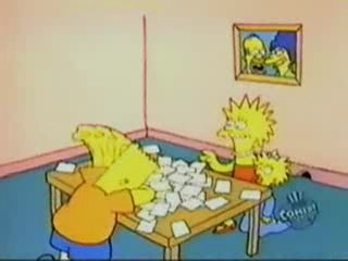 The Simpsons. Tracey Ullman Shorts 2 сезон 5 серия