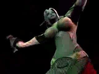 Lineage 2 - танец темной и светлой эльфиек