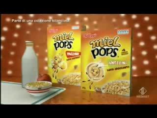 Miel Pops 2 на французском!!