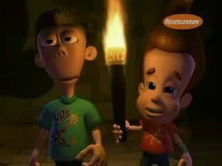 Приключения Джимми Нейтрона: мальчика-гения (2 Сезон, 1 Серия)