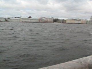 наводнение в Питере 2007