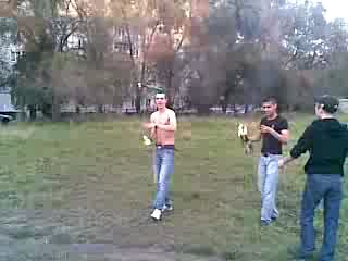 мой брат и фил!!!))))